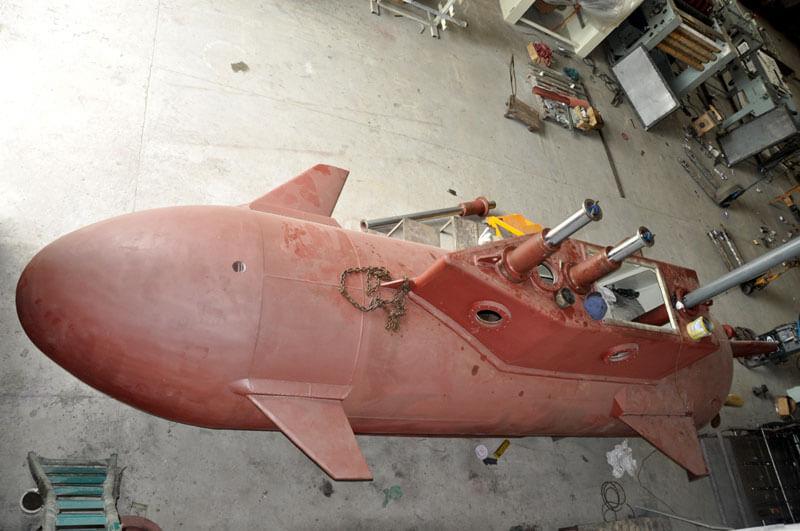 20130825082345 t2 - Doanh nhân Việt đầu tiên có tàu ngầm