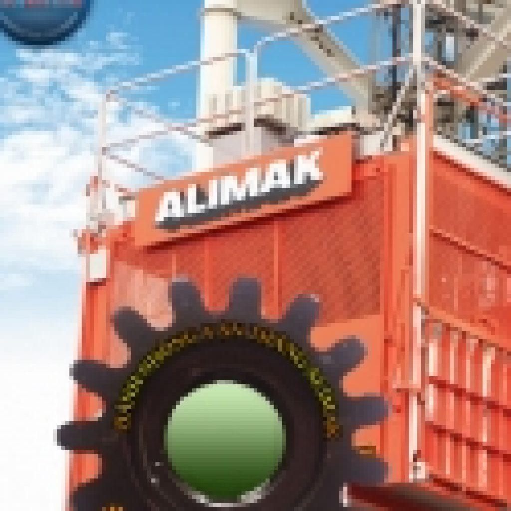 Bánh nhông vận thăng Alimak