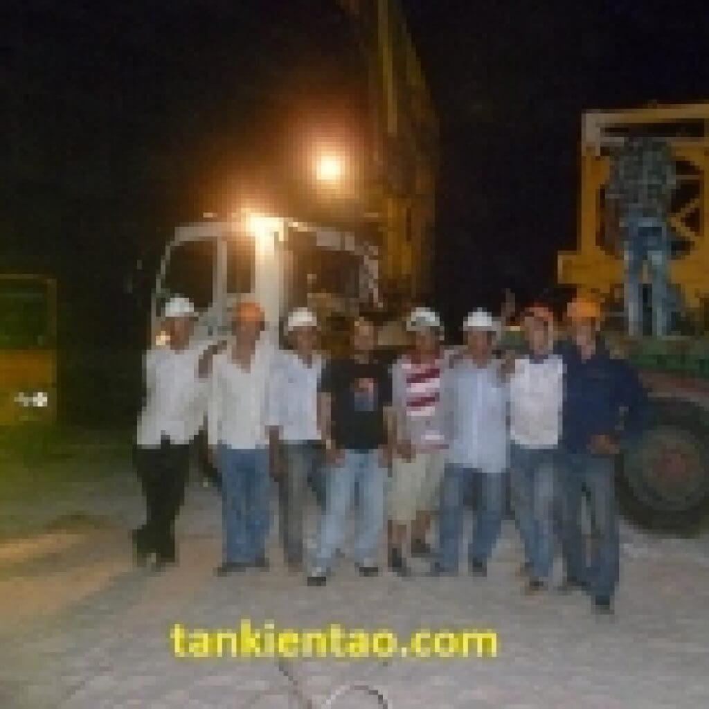 Dịch vụ vận chuyển thiết bị xây dựng