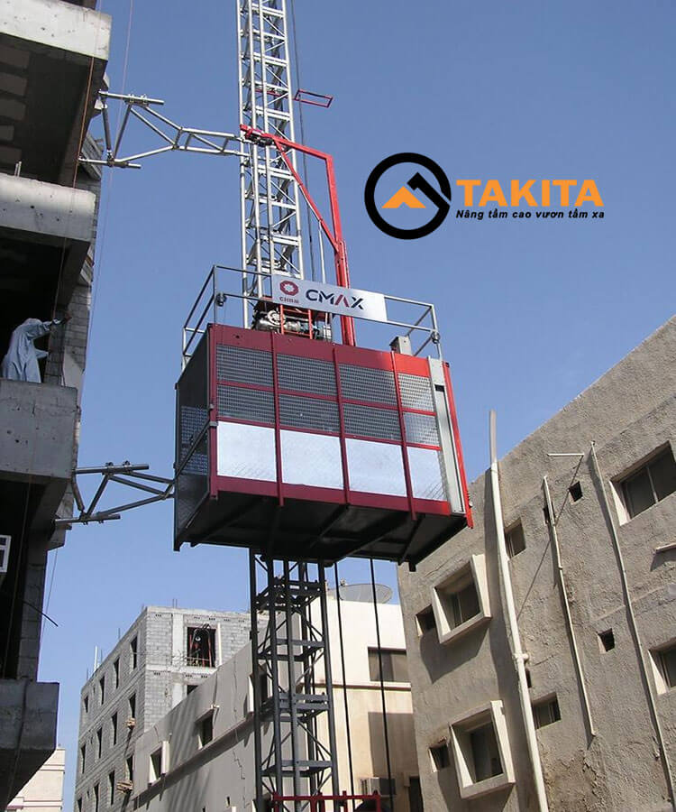 Cmax Construction hoist - VẬN THĂNG CMAX