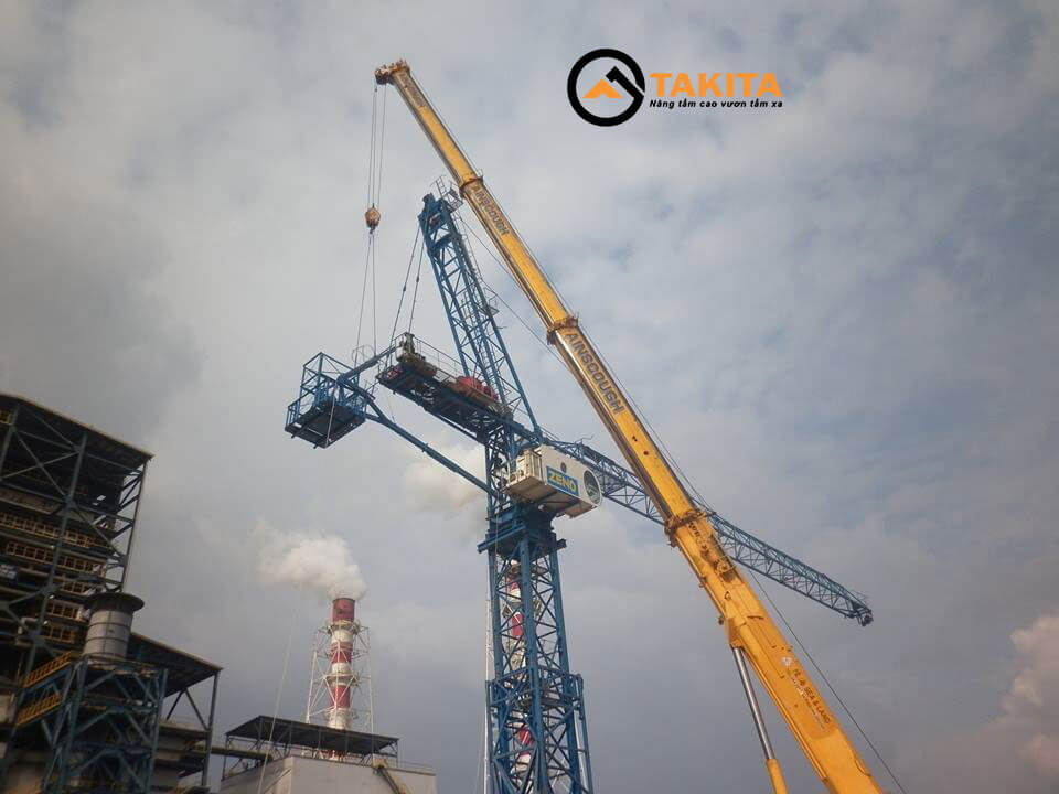 Dịch vụ lắp dựng cẩu tháp