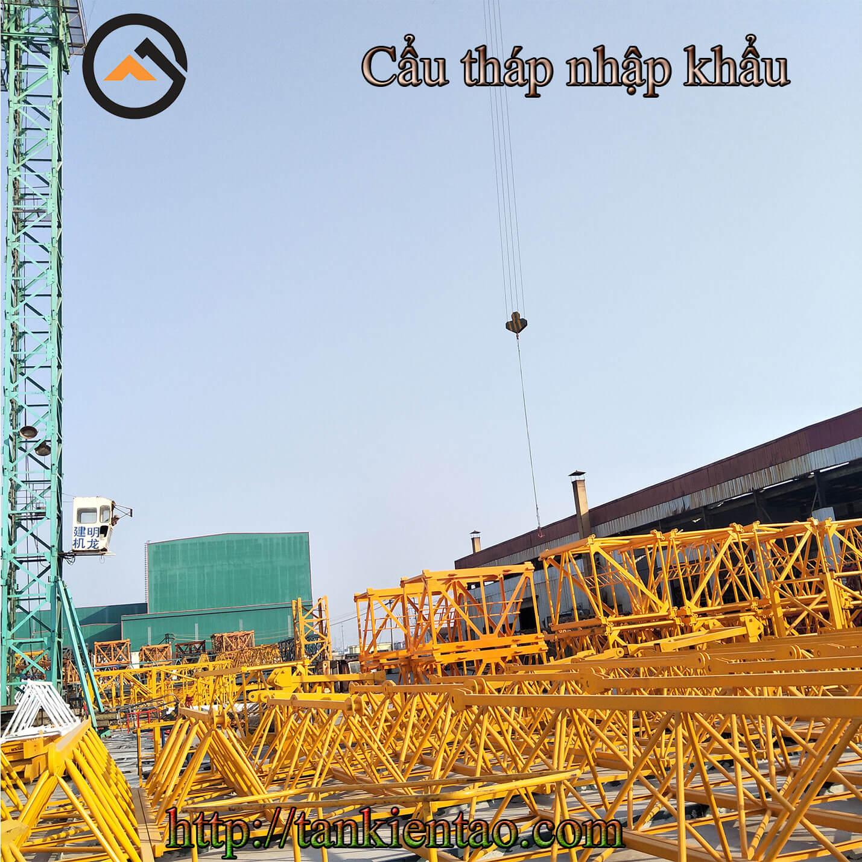 tct5011 12 - Giá cho thuê và bán cẩu tháp