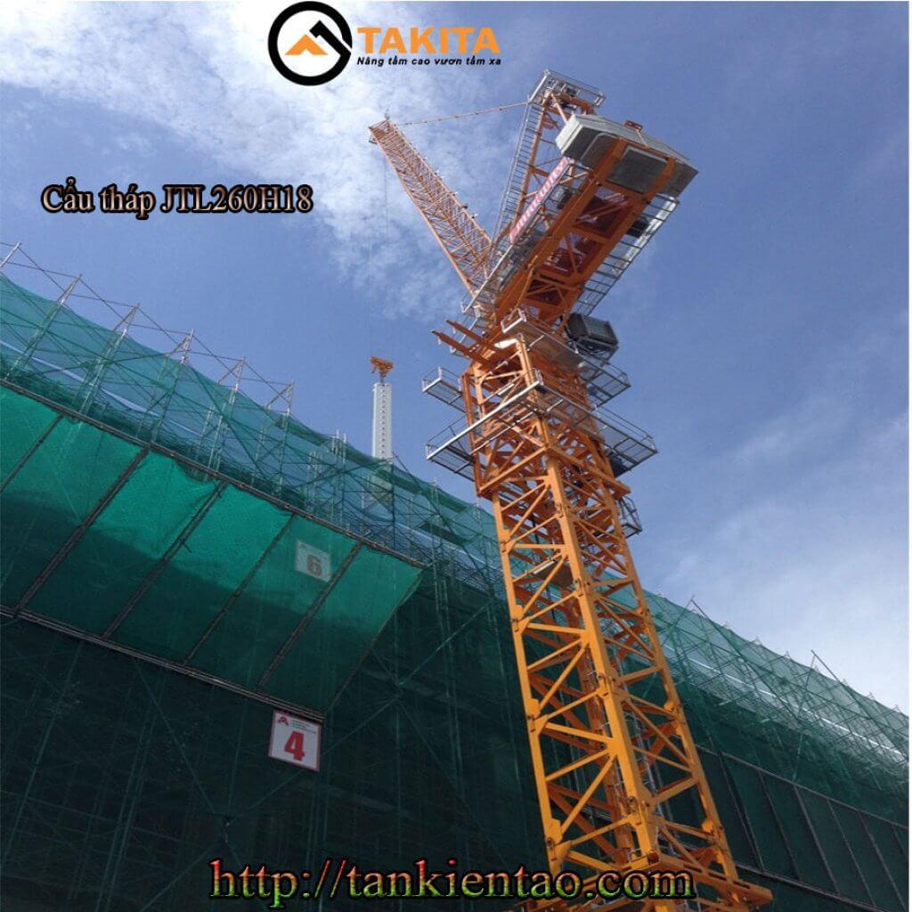 Cẩu tháp Jarlway JTl260H18