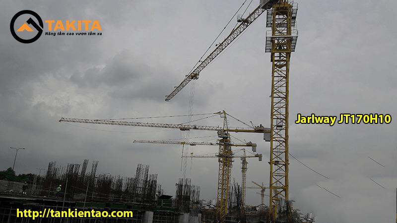 JT170H10 - Cẩu tháp Jarlway JT170H10