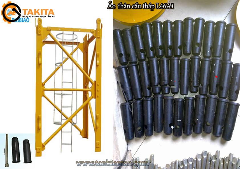 w mast l46A1 - Ắc thân cẩu tháp L46A1
