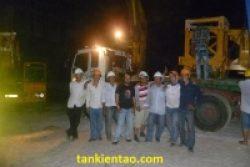 Vận chuyển thiết bị xây dựng giá rẻ tại Tân Kiến Tạo