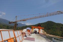 Lắp & tháo cẩu tháp Thủy điện Krông Nô II & III