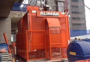 Vận thăng Alimak